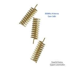 Бесплатный образец внутренней пружинной антенны 433 МГц 915