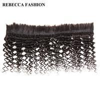 Rebecca Brazilian Remy Deep Wave Bulk Human Hair For Braiding 4 Bundles Free Shipping 10 To