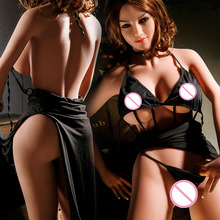 Hanidoll 165cm silicone sex dolls for Men real doll Big Breast Anal Vagina Oral Realistic Sex Toy Masturbator Love Doll
