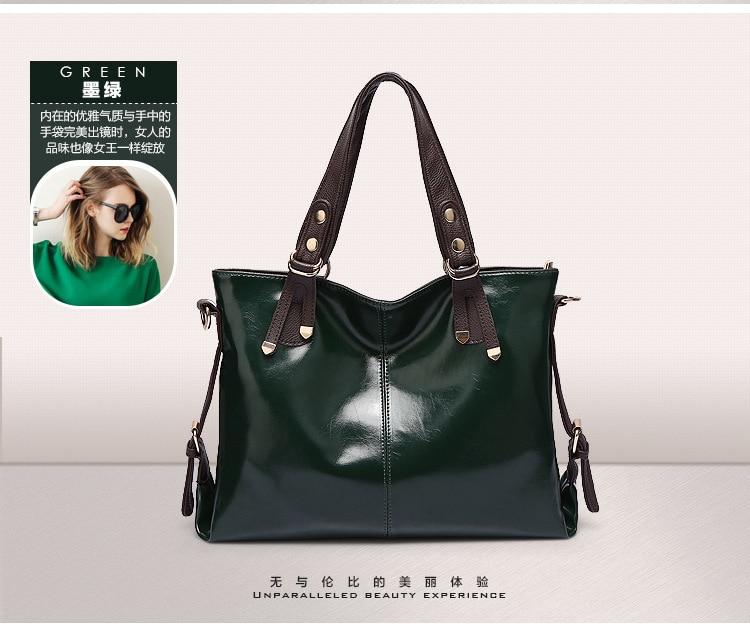 ФОТО New Women Handbag Split Leather Bag Lichee Pattern Shoulder Bags Bolsas Femininas Crossbody Tote Fashion Women Messenger Bags