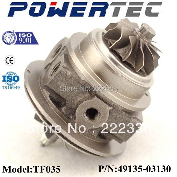 Designed for Mitsubishi Pajero II 2.8 TD TF035 49135-03130 4M40 Turbocharger turbo cartridge chra turbo rebuild price cartridge tf035 49135 03130 for mitsubishi pajero ii 2 8 td engine 4m40