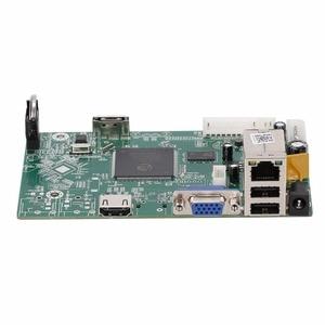 Image 2 - 8 канальный 4MP мини NVR сетевой видеорегистратор основная плата для 2mp 4mp 5mp IP камера система для ONVIF ip камеры