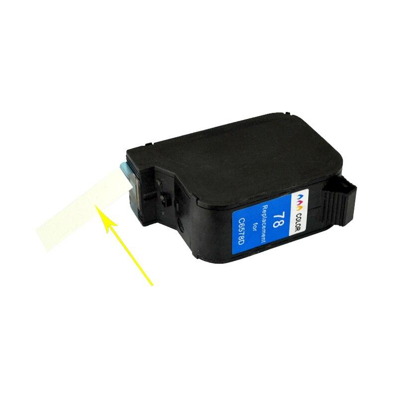 Nero XiongCai cartucce di inchiostro Compatibili Per HP 45 deskjet 1220c 3820 3822 6122 6127 920c 930c 932c 940c stampanti 950c per HP45