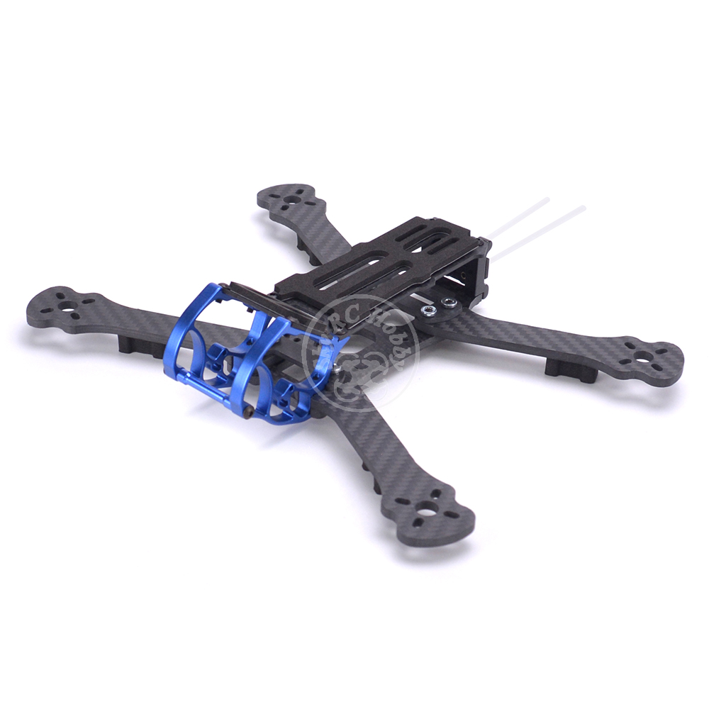 "Image 4 - Rooster 230 225mm 5"" FPV Racing Drone Quadcopter Frame 5 Inch FPV Freestyle Frame For Chameleon Rooster 230mm-in Parts & Accessories from Toys & Hobbies"