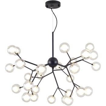 Nordic Loft  Art Tree Branch Chandeliers Warm Home Dining Room Lights Coffee Shop Bar Led Hanging Light Fixtures Lighting
