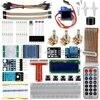 Raspberry Pi 3 Starter Kit Ultimate Learning Suite 1602 LCD SG90 Servo LED Relay Resistors