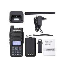 מכשיר הקשר 2019 במפעל מחיר Baofeng DM-1801 מכשיר הקשר DMR Digital Dual Band שני הדרך רדיו Dual זמן חריץ DMR רובד Tier1 Tier2 (5)