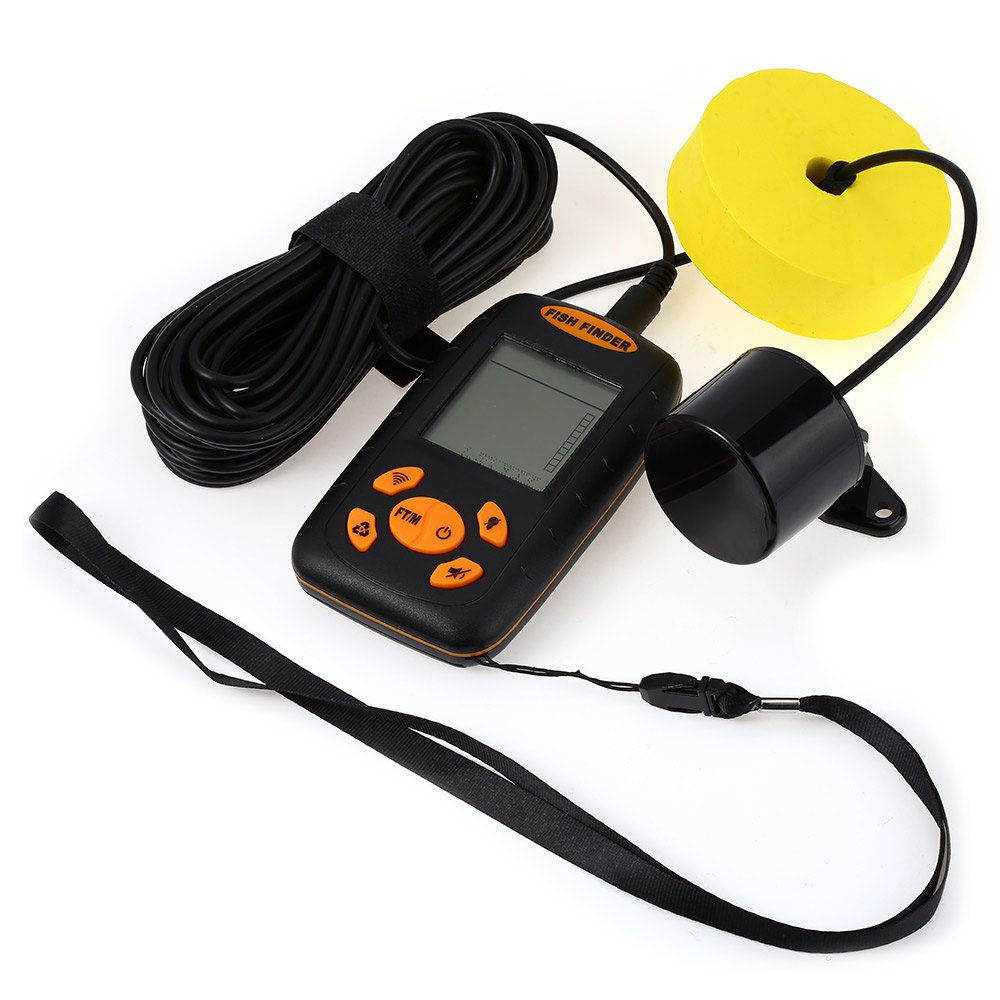 online get cheap portable sonar lcd fish finder -aliexpress, Fish Finder