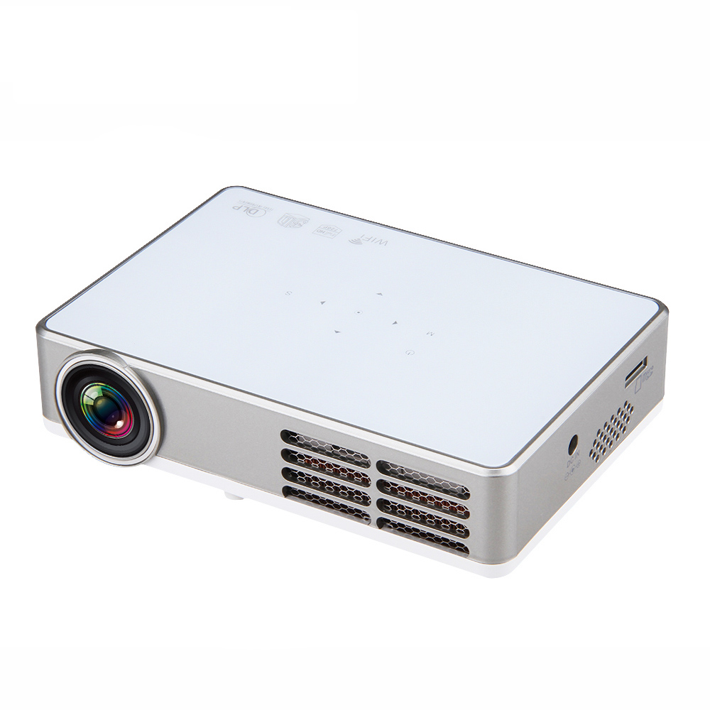 Best 3000lumens mini projector led full hd 1080p perfect for Hd projector small