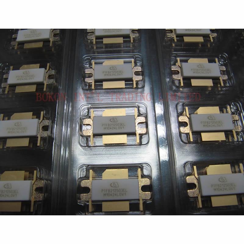 PTFB212503EL Thermally-Enhanced High Power RF LDMOS FETs 240W 2110-2170 MHz
