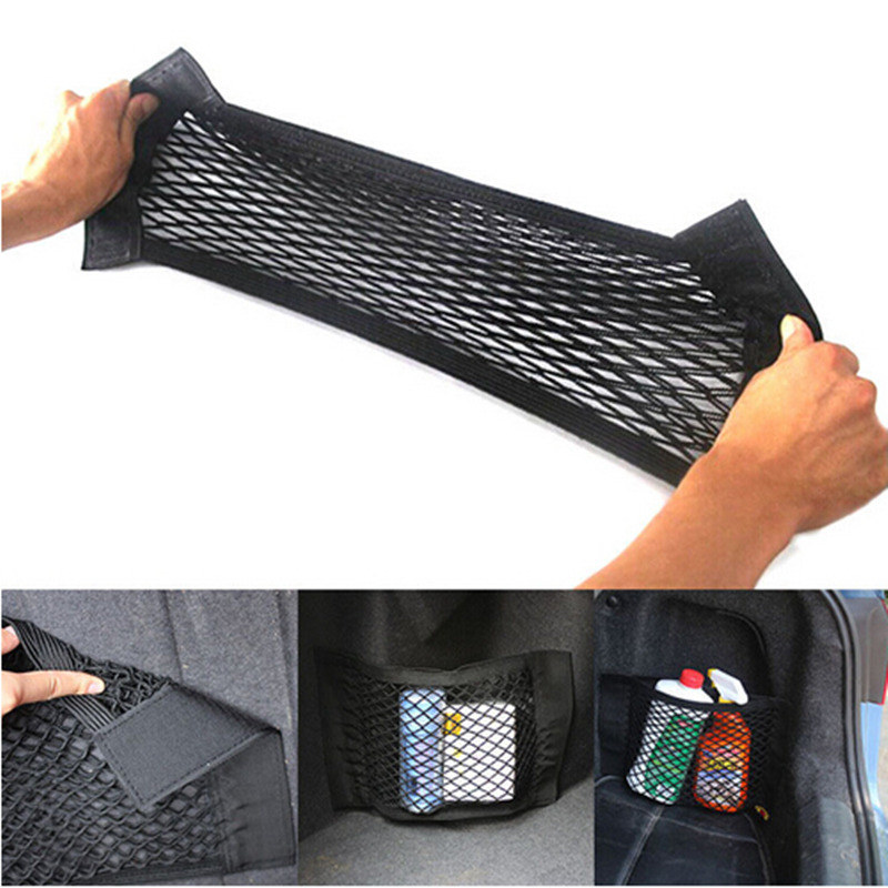 Buy Elastic String Bag Pocket Cage at stkcar.com accessories