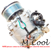 Высококачественный новый компрессор переменного тока для Honda civic 2,2 tdci 2006 38800 RSR E010 M2 38800RSRE010M2