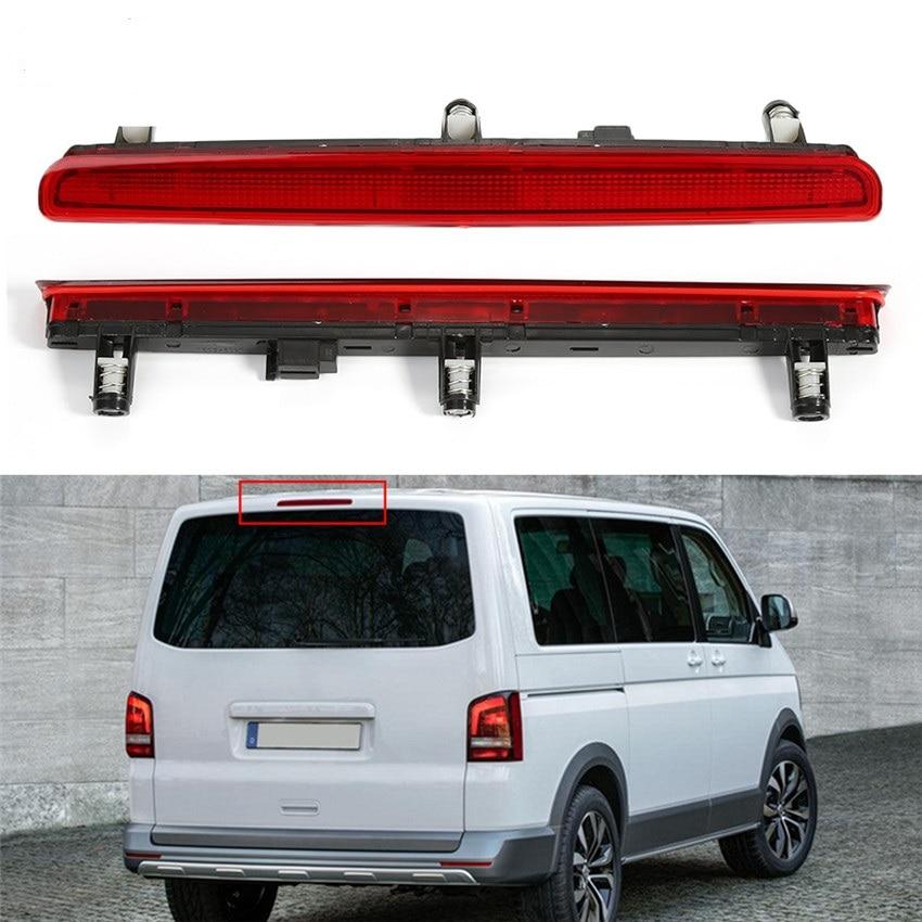 Free shipping car accessories for 2003- 2010 Volkswagen VW Multivan Transporter T5 LED High brake lights high-mount stop lamp