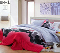 100% reactive Print BEDDING BEDSheets Bedding Set duvet cover set bedline twin size for kids