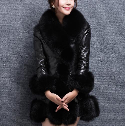Outwear Soffici Femme Donne Del Giacca Caldo Z132 2019 Delle Finta Più  Formato Faux Il Pelliccia Inverno Artificiale Di Cappotto TAqwgrT 3bdf153335cb