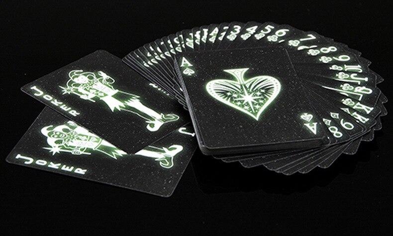 1pcs Bicycle Starlight Blackhole Deck Magic Cards Playing Card Poker - Juguetes clásicos - foto 5