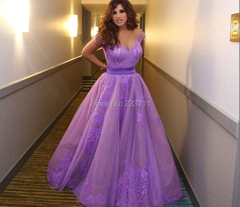 Online Get Cheap Purple Organza Prom Dress -Aliexpress.com ...