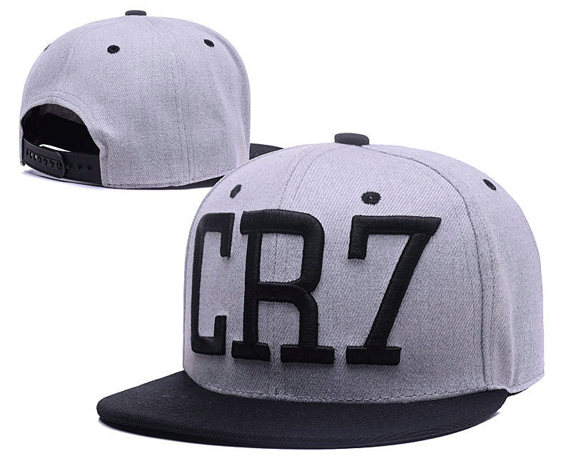 2016 Fashion Cristiano Ronaldo Cr7 Baseball Caps Hip Hop Sports Snapback Football Hat Chapeu De Sol Bone Men Women Coupie Hats