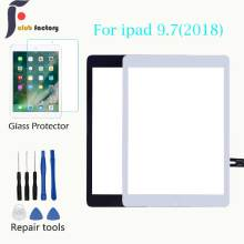 Screen Repair For iPad 9.7  A1893 A1954 Touch Screen Digitizer panel  (2018 Version)  Touch Screen Front Outer Panel Glass orignal 10 4 amt9537 amt 9537 touch screen panel