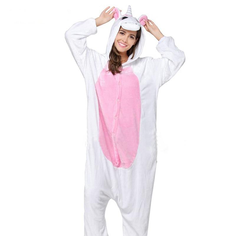 New Girl Pyjama Sets Child Unicornio Pyjamas Women Mn Animal Nightgown Girl Cosplay Unicorn Christmas Pijama Onesies for Adults
