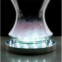 KITOSUN Patent Design Centerpiece Lighting 8inch 31pcs 5MM White LED Under Vase Light Base For Wedding