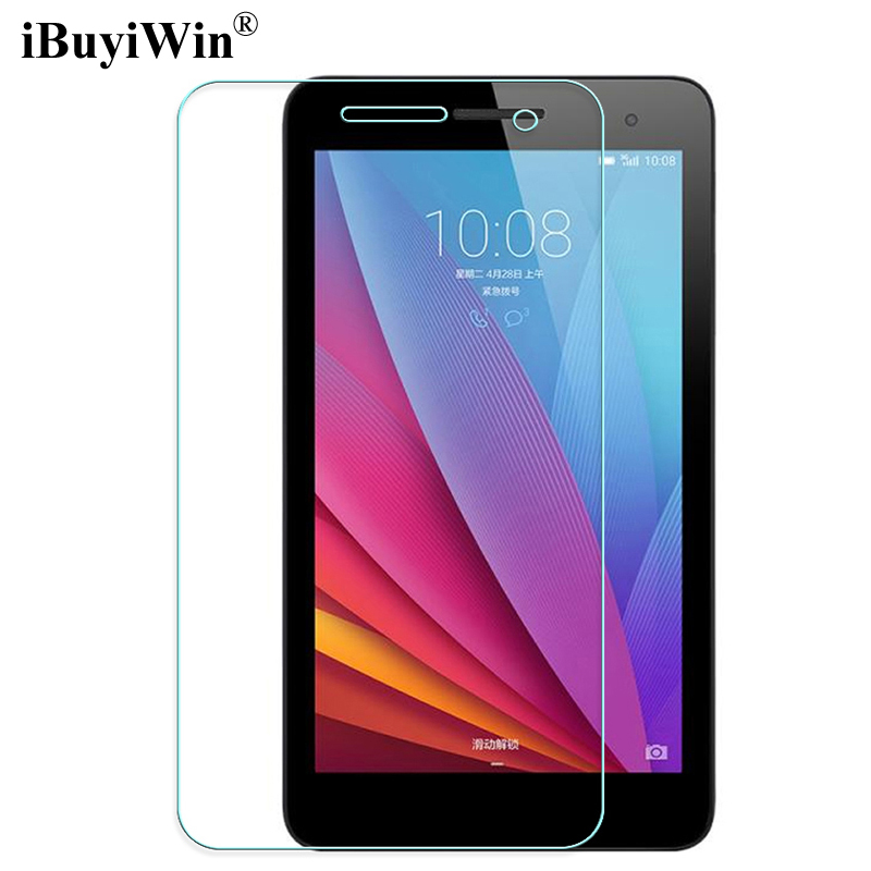 IBuyiWin Premium Tempered Glass Screen Protector For Huawei MediaPad T1 7.0 T1-701u 7