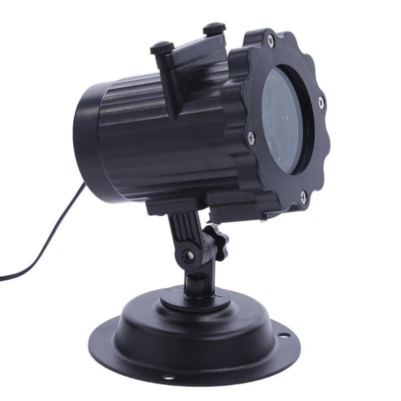 Outdoor Lighting LED Garden Light 4W Lawn Lamp Waterproof 12V Festival Party Remote Control Projector Light E5M1