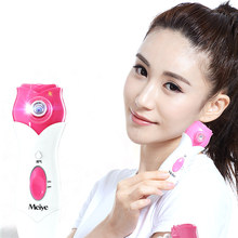 MEIYE Electric Facial Cleansing Instrument pore cleanser acne treatment Face Massager Skin Care Beauty Cleansing tools