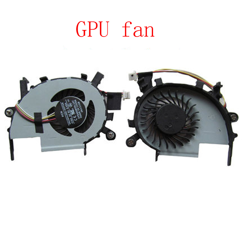 NEW Laptop <font><b>GPU</b></font> cooling cooler fan FOR ACER ASPIRE V5-452G V5-552G V5-473G V5-472 V5-472P V5-572G V5-573G V7-582PG image