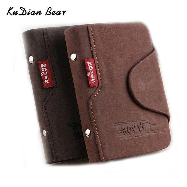BOVIS визитница из натуральной кожи чехол для кредитной карты сумки Органайзер для карт для путешествий Сумки для карт-BIH003 PM20