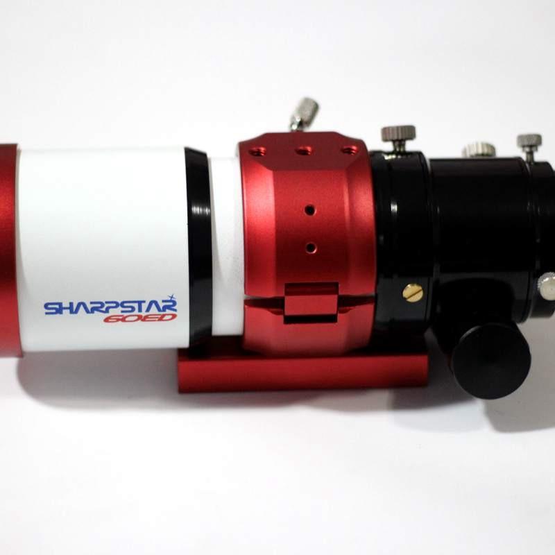 Nouveau SharpStar 60 LUNETTE ED 60mm/420mm/f/5.5