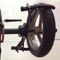 Gabarito para Balanceamento de Pneus De Motocicleta Modle 953B Balanceador De Pneus da motocicleta