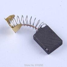 Пружинная Угольная щетка Размер 6*13*17 мм высококачественная кисть углеродная. Прочная и полезная