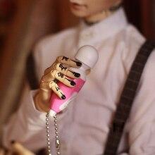 D01-P542 детская игрушка ручной работы 1/3 1/4 1/6 Кукла Одежда BJD/SD кукольный реквизит аксессуары электрический вибратор 1 шт