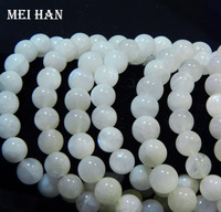 Freeshipping 15 Pieces Set Wholesale Natural 12mm Moonstone Round Beads Stone For Jewelry High Quality