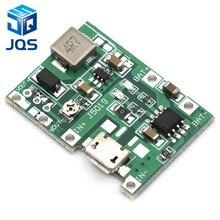 Литий-ионный аккумулятор 18650 3,7 в 4,2 в зарядное устройство плата DC-DC Повышающий Модуль Интегральные схемы