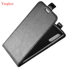 For Xiaomi mi 9 se Case Cover Flip Leather xiaomi High Quality Vertical 5.97