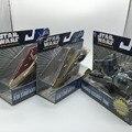 Modelo de nave modelo de eyector de películas de star wars epic batallas jedi OBI-KENOBI'S con caja original 3 unids en 1 Unidades
