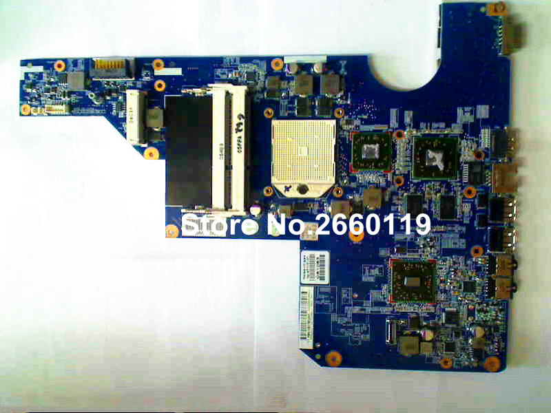 laptop motherboard for HP CQ62 G62 610161-001 system mainboard fully tested and working well