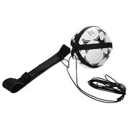 Футбол Kick тренер Футбол жонглирование сумки Kick тренировочное оборудование для футбола Регулируемый Kick тренер футбольные аксессуары
