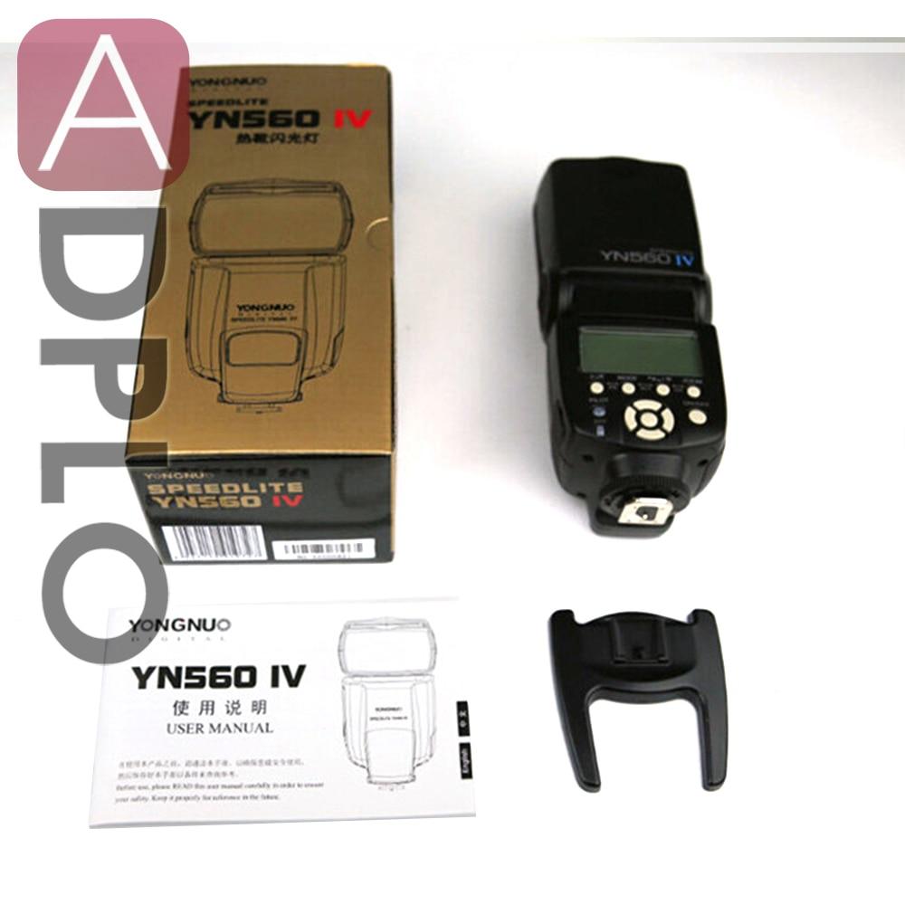 YN-560 IV 2.4GHz GN58 Wireless Master Transceiver Speedlite Flash Light suit for Canon Nikon Olympus DSLR Camera Universal yongnuo yn560 iii yn 560 iii yn560iii universal wireless flash speedlite for canon nikon pentax panasonic olympus vs jy 680a