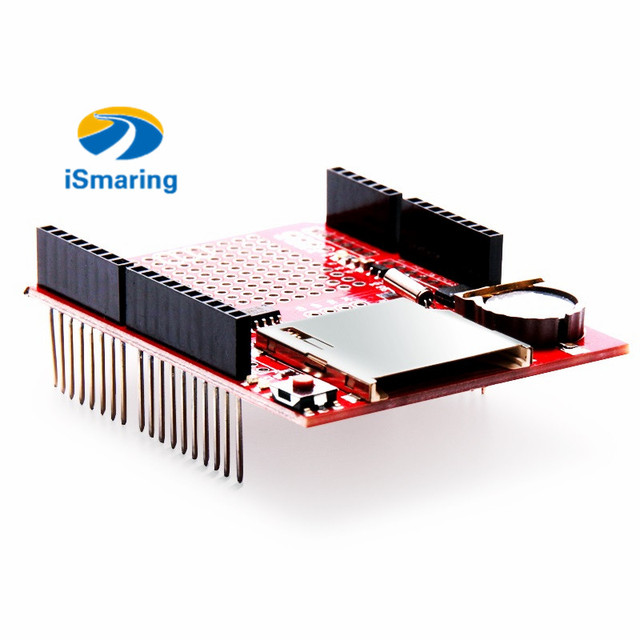 US $3 49 | XD 204 Data Collection Logger Module Recorder Logging Shield for  UNO Card for Arduino-in Parts & Accessories from Toys & Hobbies on