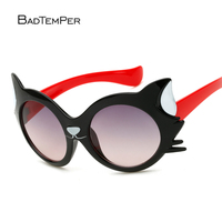 Badtemper High Quality Kids Sunglasses Children Princess 2018 New Fashion Cute Baby Lovely Sun Glasses Summer Goggles Shades