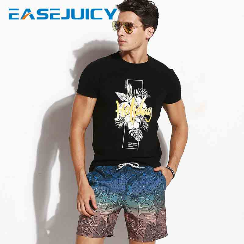 Summer Men's bathing suit swimsuit   board     shorts   sport de bain homme briefs sexy beach   shorts   swimwear briefs
