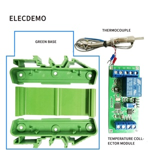 Image 2 - Temperature Collector Module Transmitter Type K Thermocouple TTL RS485 0 1024 degrees MODBUS