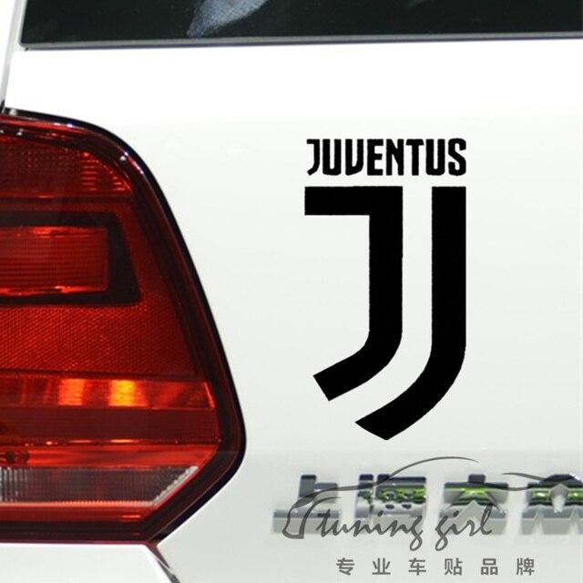 Car Stickers Juventus Vecchia Signora Italy Football Creative Decals Waterproof Auto Tuning Styling Vinyls 10cm 14x7.5cm 19x10cm