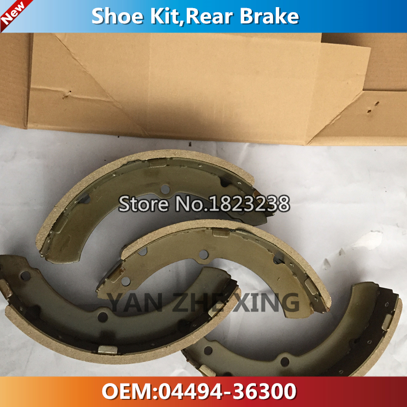 1999 Toyota Camry Brake Pads: Rear Brake Shoes For Toyota COASTER 1999 2015 OEM:04494