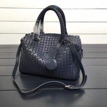 Комиссия овчины тканые сумки модные дизайнерские натуральная кожа молнии Сумки Большая емкость овчины Crossbody сумки is168044