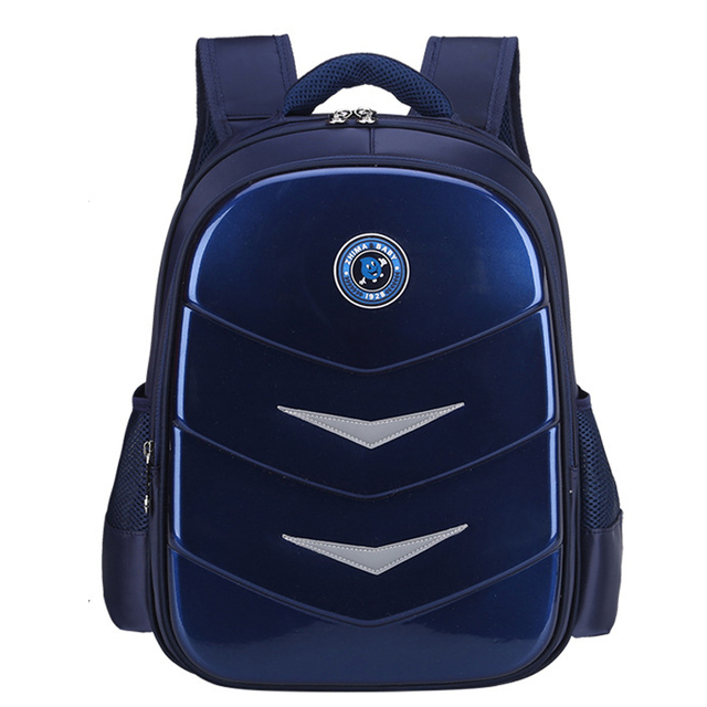 Backpack High Quality PU Leather School Bags For Teenagers  Top-handle Children Backpacks  Fashion