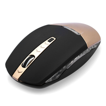 Wireless Bluetooth Mouse Sem Fio Portable LED Light Ergonomic Optical Gamer Mice For PC Laptop Computer Pro